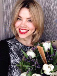 Олеся Сахарова (Шевченко)